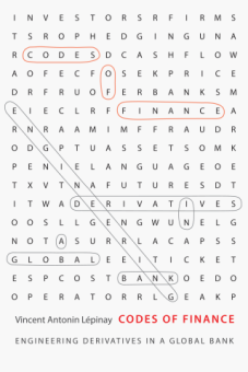 Codes of Finance Engineering Derivatives in a Global Bank