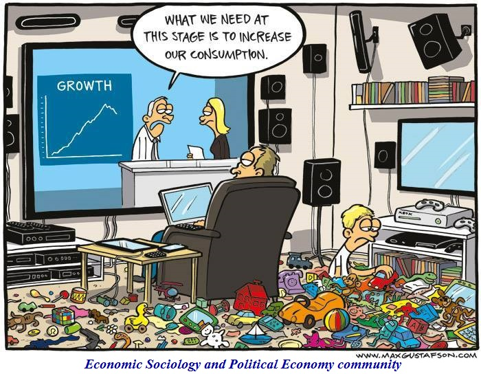 Theory in Pictures: Consumption / Demand in Economics