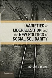 Varieties of Liberalization Thelen
