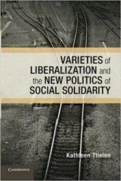 Varieties of Liberalization Thelen