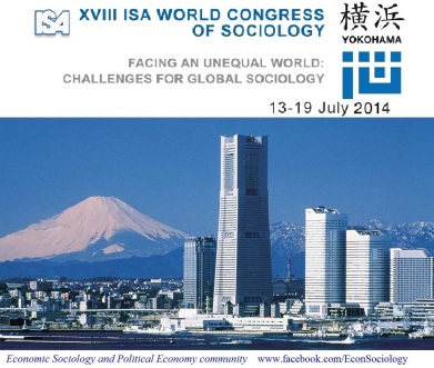 yokohama ISA International Sociological Association Congress