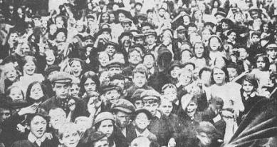 labour labor children strike 1911