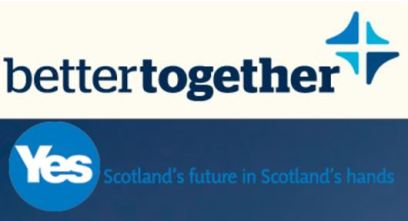 scotland yes better together