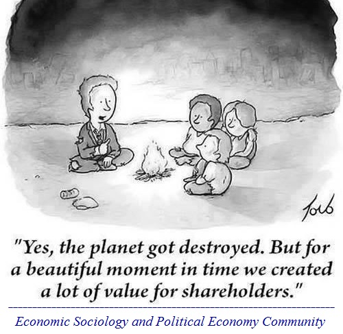 U.N. Predicts Disaster if Global Warming Not Checked Shareholder-value-maximization
