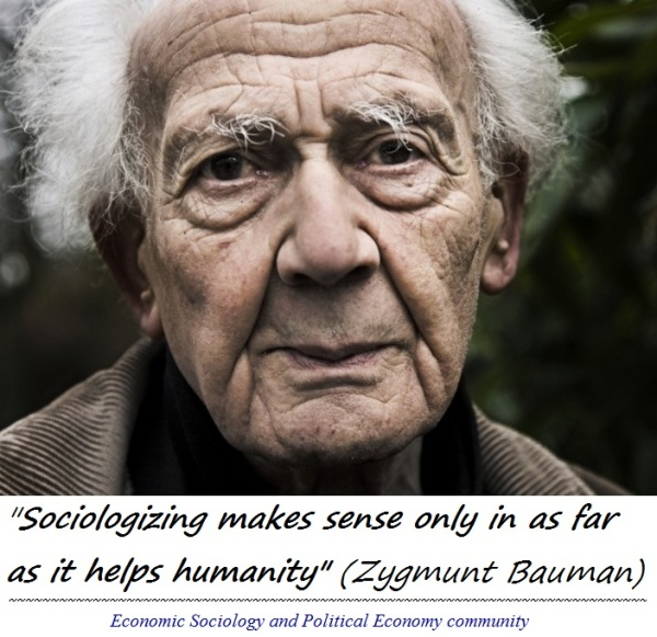 zygmunt bauman sociology