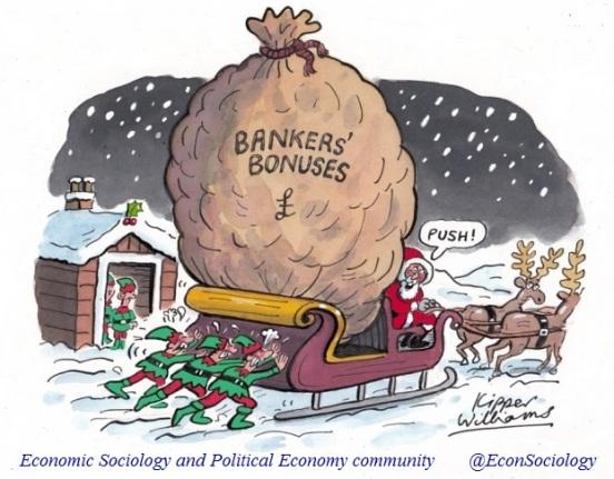 merry christmas bankers bonus