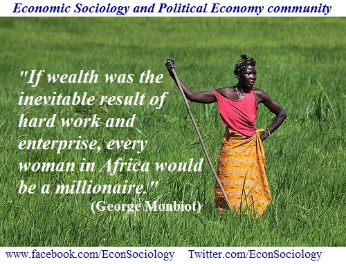 wealth in sociology