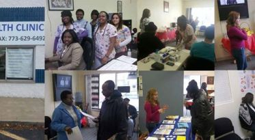 Clinic on the Southside of Chicago affiliated with Hope Against Poverty to provide free healthcare services