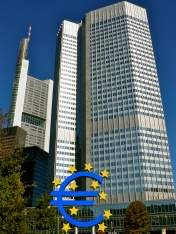 European_central_bank_euro_frankfurt_germany