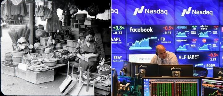 economic sociology markets