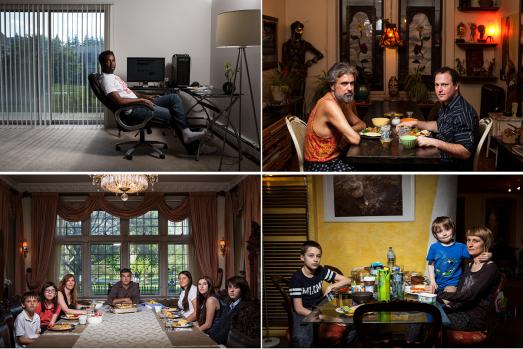 dinnertime-american-families