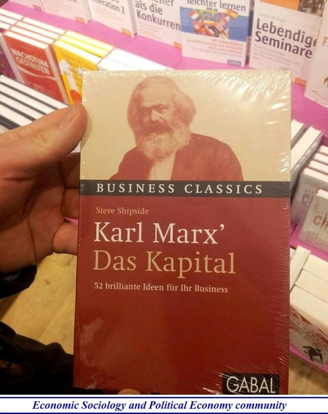 karl marx capital