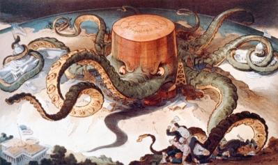 Standard oil octopus