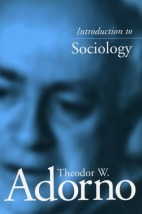 Introduction to sociology Adorno