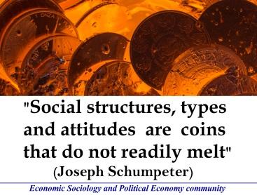 Joseph SchumpeterCapitalism, Socialism and Democracy