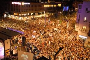 social protest israel 2011