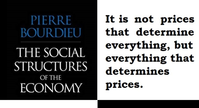 ‏‏The Social Structures of the Economy