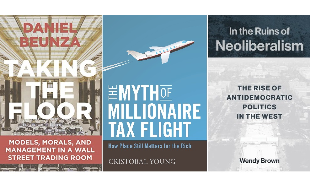 books on neoliberalism